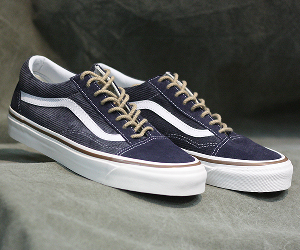 "57e8470e376 VANS ANAHEIM FACTORY COLLECTION ""CORDUROY"" オールドスクール ジャズ UA OLD SKOOL"