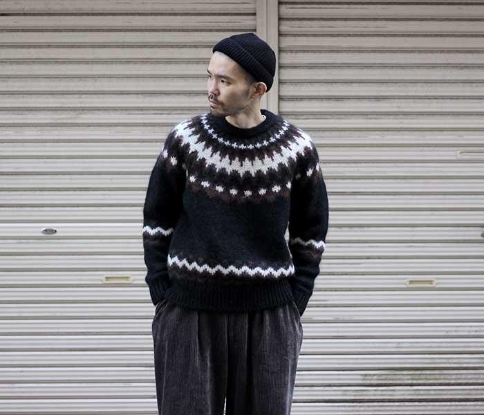 ノルディック セーター